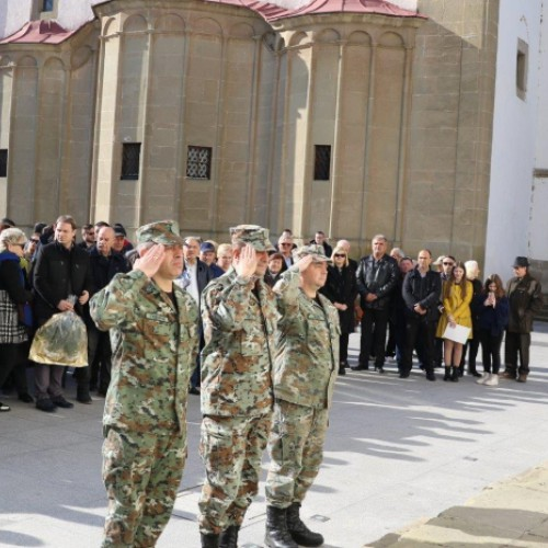 The anniversary of the birth of Goce Delcev