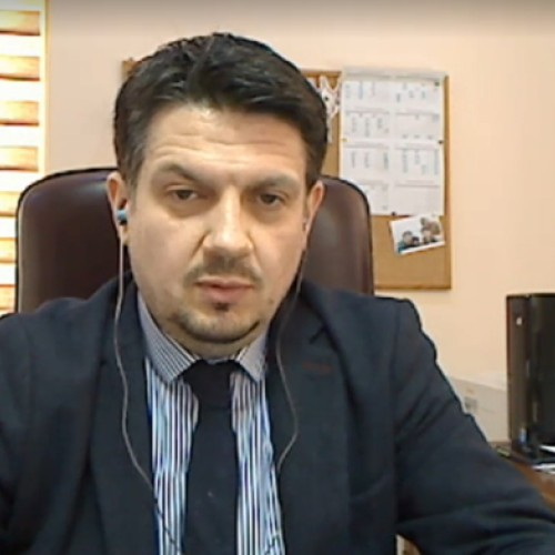 """""""Goce Delchev"""" University – participant of the fifth global summit of education"""